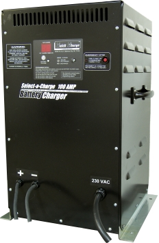 Quick Charge 100 amp Charger
