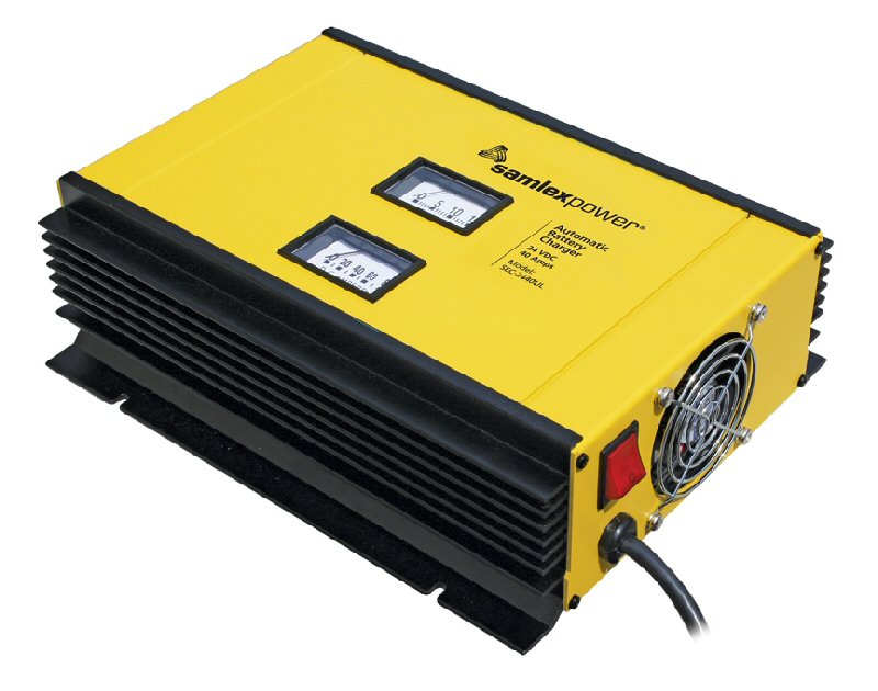 Samlex SEC2440UL 40 Amp 24 Volt Battery Charger